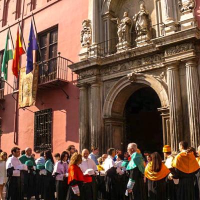 Actividades Académicas, Vida Colegial Real Colegio Mayor San Bartolomé y Santiago