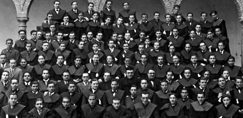 Historia real colegio mayor san bartolome y santiago