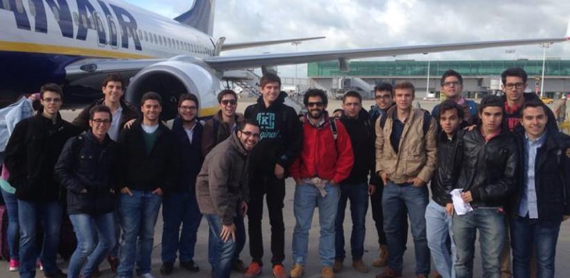 Viajes Real Colegio mayor san bartolome y santiago granada