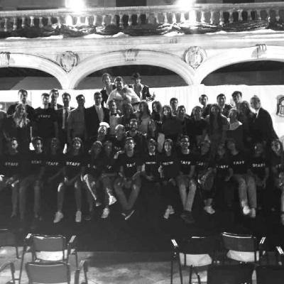 Teatro, vida colegial del real colegio mayor san bartolomé y santiago