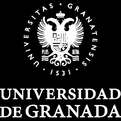 Logo Universidad de Granada Negativo Blanco