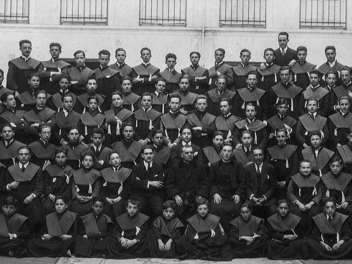 Antiguos Colegiales del Colegio mayor San Bartolomé y Santiago de Granada
