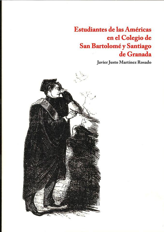 Estudiantes de las Américas en el Colegio de San Bartolomé y Santiago